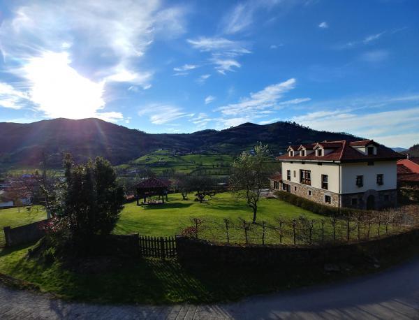 2887-Hotel rural casa de la Veiga